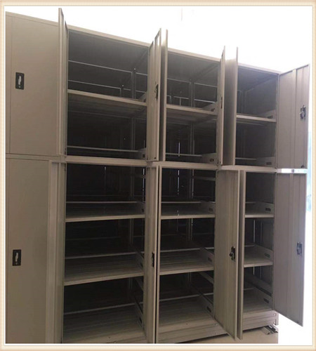 台湾密集式移动档案柜生产厂家