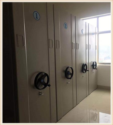 台湾资料室电动密集柜产品运用时的