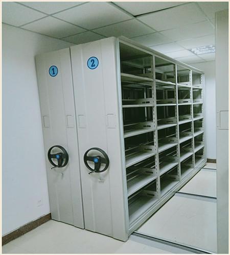 天津档案室管理密集架双摇病床