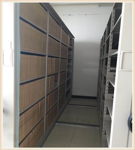 承德档案保管移动密集柜厂商