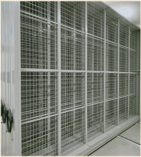黔东南豪华型手动密集柜(以人为本)