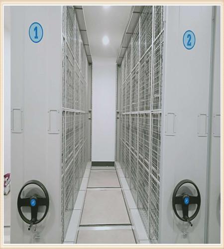 台湾摇把式档案密集柜类型