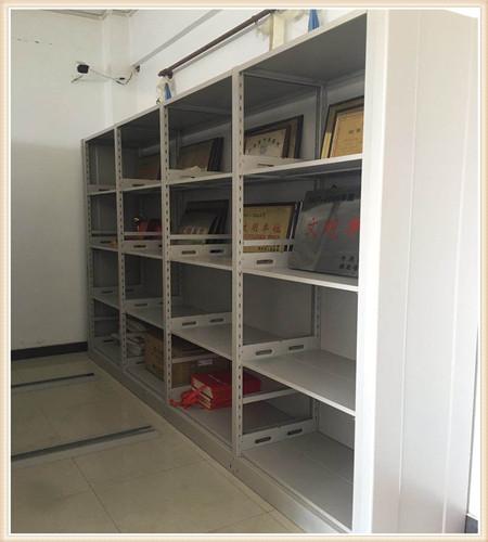 重庆公路管理局智能档案密集架钢制