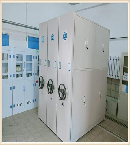 台湾档案保管移动密集柜保养