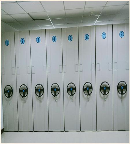 张家界密集手摇式移动柜供应商家