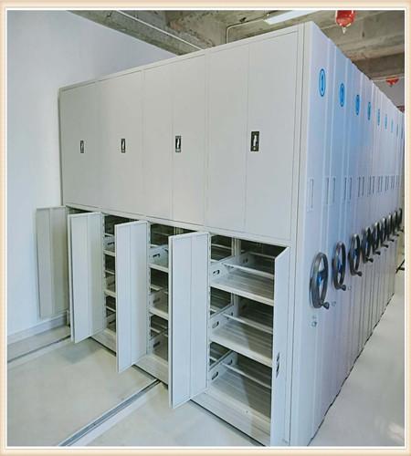 【吉安档案室智能一体化密集柜切片柜】