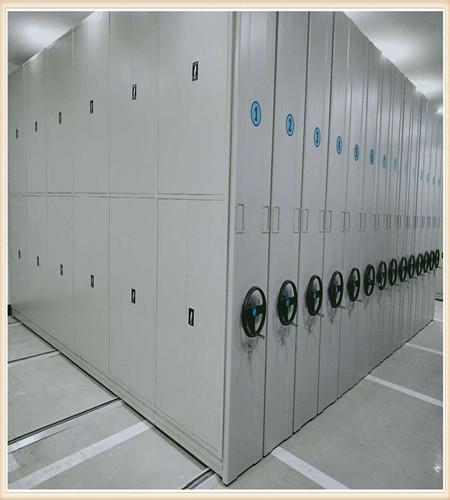 苏州密集移动档案柜使用方法