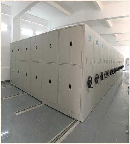 台湾电动智能型密集柜应用