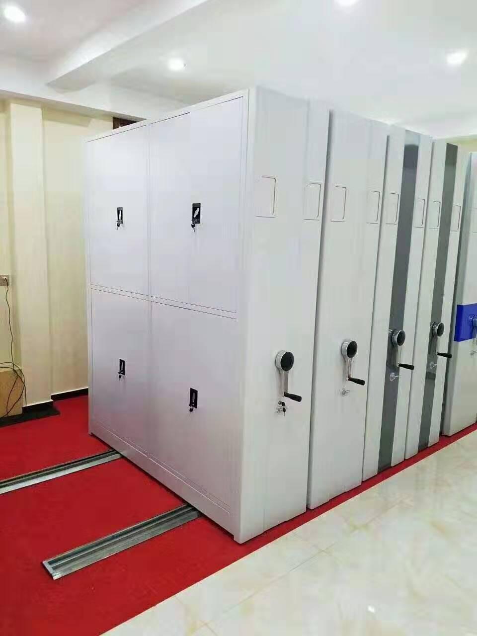 黑龙江齐齐哈尔龙江县档案密集柜维修服务至上