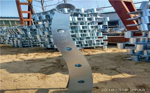 齐齐哈尔碳钢喷塑护栏经销商