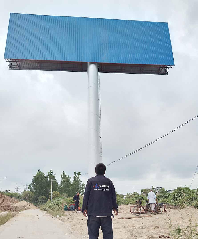 赣州市广告塔制作公司--免费选址