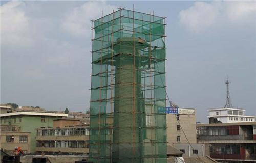 池州混凝土烟囱安装爬梯施工方案