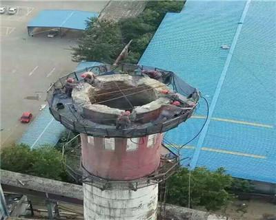 伊犁30米烟囱拆除需要多少钱