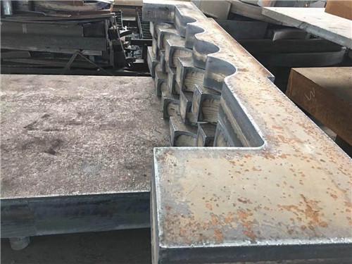 海西特厚钢板切割下料