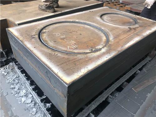 海北45#特厚钢板零割