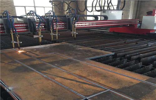 天津配重块精准切割钢板零割质量优