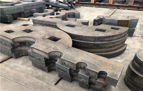 台湾轴承座钢板下料特厚钢板切割物流配送