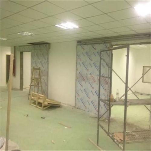 苏州3个铅当量防护铅门厂家安装方式
