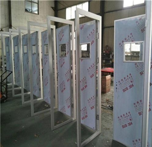 上海手术室气密门一樘门安装价格是多少