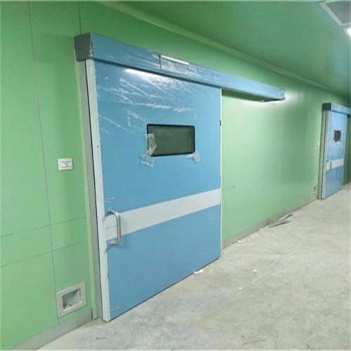 张家界口腔医院防护用门一樘门安装价格是多少