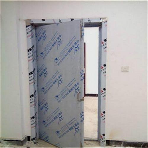 张家界电动防护铅门一樘门重量是多少
