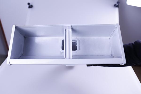 内蒙古阿拉善腾诚建材 铝合金天沟落水 成品水槽