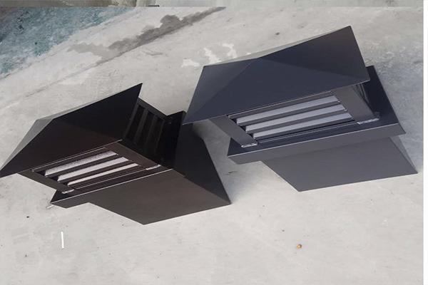 半圆形檐槽PVC成品檐槽内蒙古阿拉善选腾诚就对了