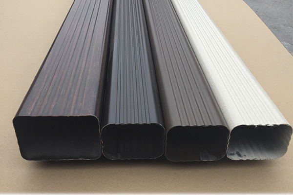 上海市彩铝成品天沟超耐用