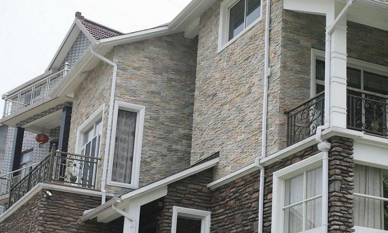 上海定制彩铝排风帽PVC檐沟吊接器