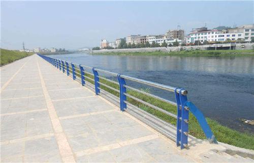 海西景观不锈钢桥梁护栏厂家直销