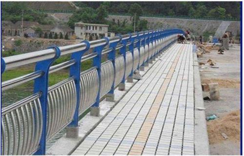 果洛桥梁防撞护栏直销