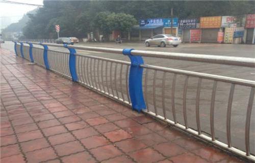 青海桥梁景观不锈钢栏杆专业生产厂家