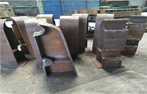 青海76*3不锈钢复合管栏杆生产厂家