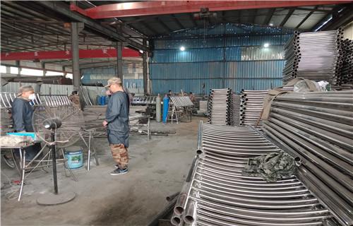 海北76*3.5不锈钢复合管使用寿命长