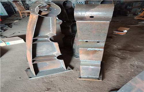 苏州51*2不锈钢复合管栏杆价格合理