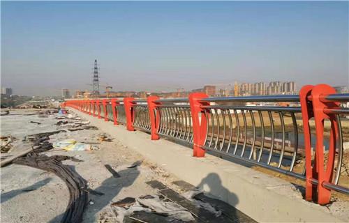 山西201复合管桥梁护栏@产品介绍