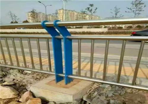 河源不锈钢道路防护栏杆