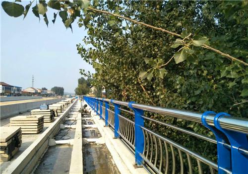 江门复合管桥梁护栏  价格