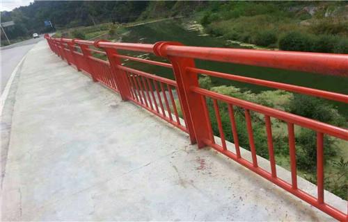 海西不锈钢复合管防撞桥梁护栏