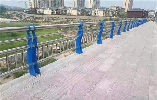 齐齐哈尔河道桥梁护栏优质商品价格