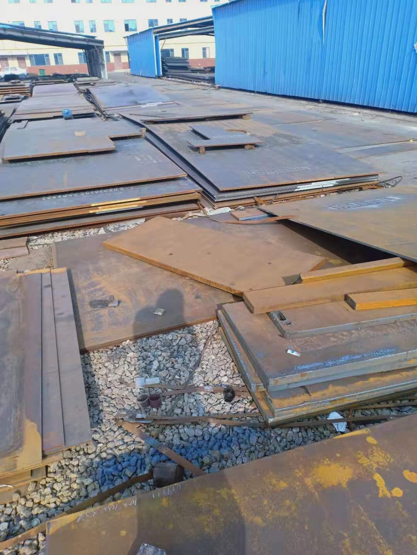 海北新余耐磨NM360钢板厂家全国