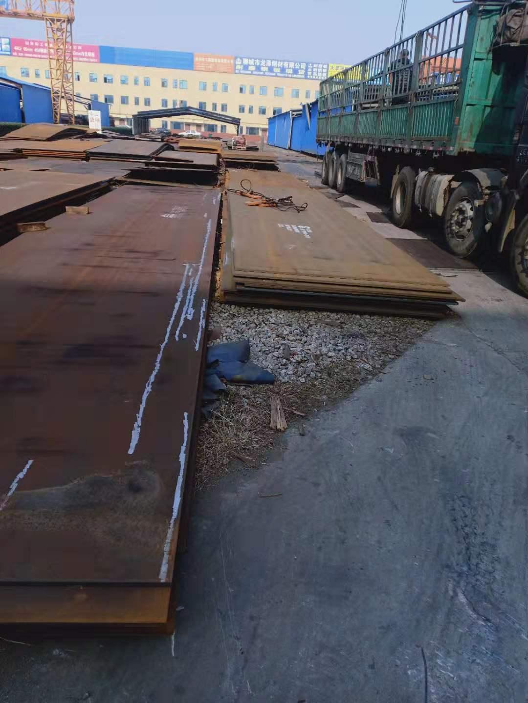 海北新余耐磨板NM360厂家专业生产