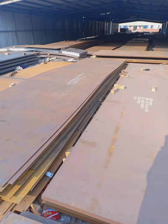 赣州新钢耐磨NM360钢板切割