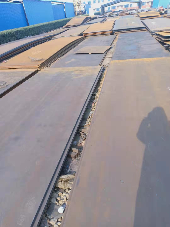 海北莱钢NM360耐磨钢板专业销售厂家