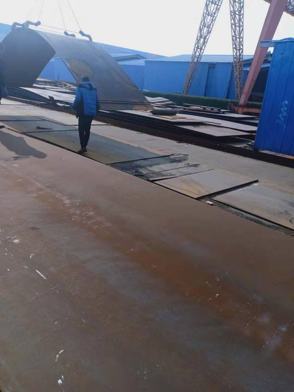 黔东南涟钢耐磨钢板NM360厂家全国