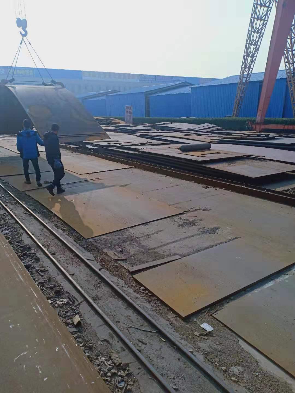 海北莱钢耐磨钢板NM360厂家全国