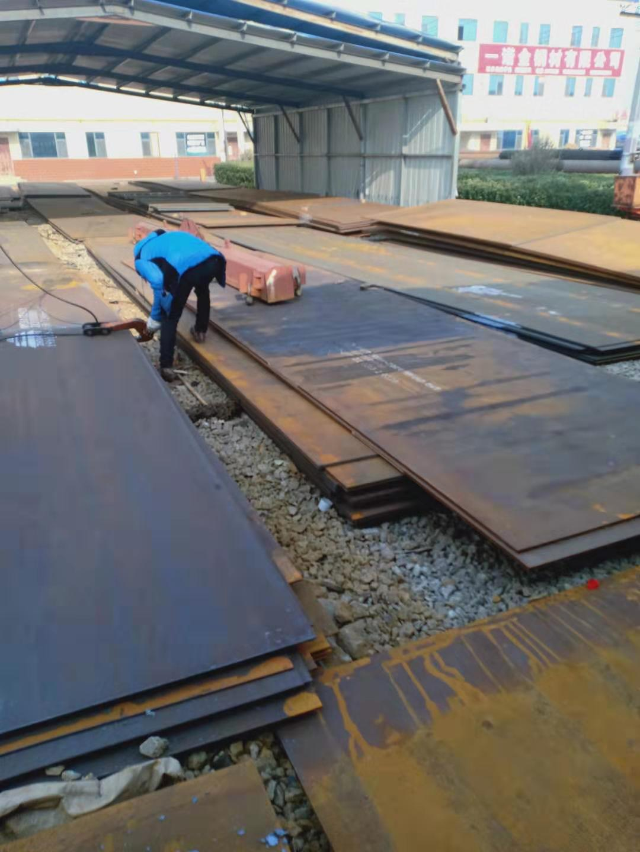 承德涟钢耐磨NM360钢板专业生产厂家