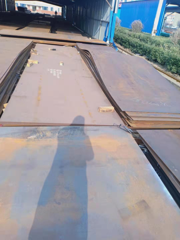 台湾莱钢NM360耐磨钢板现货价格