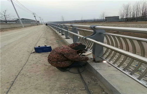宜春组合式桥梁护栏定制
