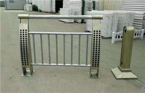 延边组合式桥梁护栏厂家发货